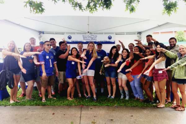 2015 Physician Assistant Tailgate