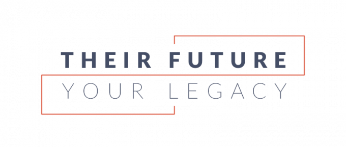 Their Future Your Legacy logo